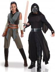 Star Wars™ Paarkostüm Rey und Kylo Ren