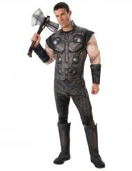 Thor Infinity War™-Herrenkostüm Marvel™-Lizenz grau