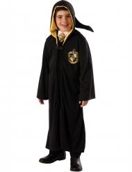 Harry Potter™-Hufflepuff Robe für Kinder schwarz-gelb
