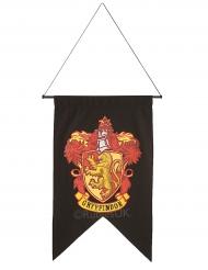 Harry Potter™-Gryffindor-Flagge schwarz-gelb