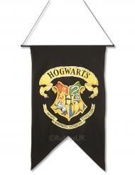 Harry Potter™-Hängedeko Hogwarts-Wappen schwarz-gelb
