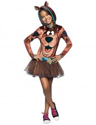 Scooby-Doo™- Mädchen Lizenzkostüm braun