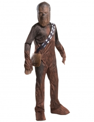 Chewbacca™-Lizenzkostüm für Kinder Star Wars™ braun