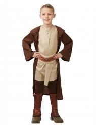 Jedi™-Lizenzkostüm für Kinder Star Wars™ braun