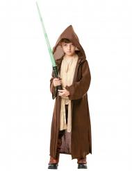Jedi™-Lizenzkostüm Deluxe für Kinder -Star Wars™ braun