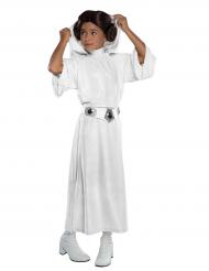 Leia™-Lizenzkostüm Star Wars™ für Kinder weiss