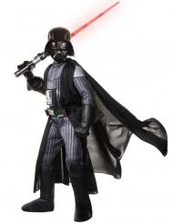 Darth Vader™-Star Wars-Lizenzkostüm Deluxe für Kinder schwarz