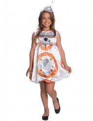 BB-8™-Star Wars-Lizenzkostüm für Kinder weiss-orange