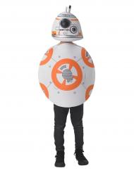 BB-8™-Lizenzkostüm Star Wars™ für Kinder weiss-orange