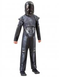 K-2SO-Lizenzkostüm für Jungen Star Wars™ schwarz
