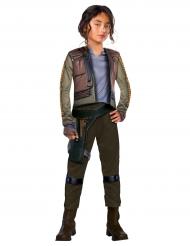 Jyn Erso™-Star Wars-Lizenzkostüm für Jungen bunt