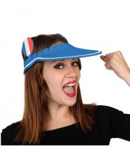 Fanartikel Frankreich-Kappe blau-weiss-rot