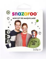 Snazaroo™ Mini Make-Up-Kit Frankreich blau-weiss-rot