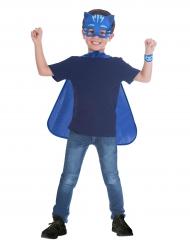 Catboy™-PJ Masks Kostüm-Set für Kinder Lizenz blau