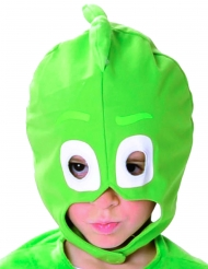 PJ Masks™ Gecko Maske für Kinder Lizenzprodukt grün