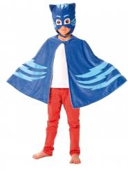 PJ Masks™-Catboy Kostümset Lizenzartikel Umhang und Maske für Kinder blau