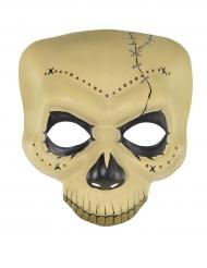 Halloween Skelettmaske für Erwachsene Dia de los Muertos