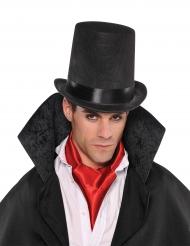 Edles Vampir-Halstuch Kostümzubehör Halloween rot