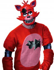 Foxy™ Halbmaske Videospiel Five nights at Freddy