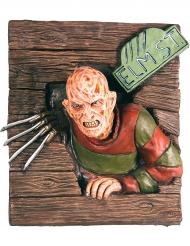 3D Wandbild Freddy Krüger™ Halloween 61x74 cm