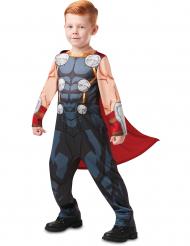 Thor™-Superhelden-Kinderkostüm Marvel™-Verkleidung grau-rot