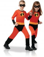 Die Unglaublichen™-Kinderkostüm für Jungen und Mädchen rot-schwarz