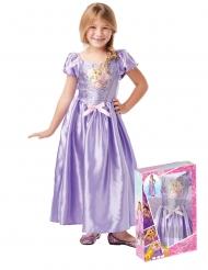 Rapunzel™-Disney Lizenzkostüm für Kinder lila