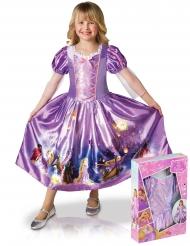 Rapunzel™-Lizenzverkleidung für Kinder lila