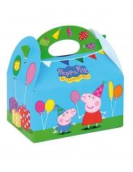 Peppa Wutz™-Geschenkbox für Kinder 4 Stück bunt 16x10,5x16cm