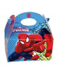 Spiderman™-Überraschungsbox blau-rot-gelb
