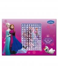Elsa Frozen™-Tischsets Kindergeburtstag 6 Stück bunt 27x40cm