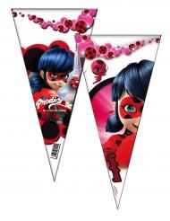 Ladybug™-Geschenktüten Lizenzartikel Miraculous™ bunt 6 Stück 20x40 cm