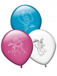 Die Eiskönigin™-Luftballon Set Party-Deko 8 Stück bunt 30cm