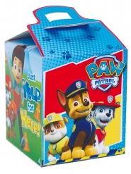 Paw Patrol™-Geschenkbox Kindergeburtstag bunt 9,5x9,5x11cm