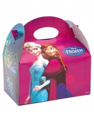 Frozen™-Geschenkbox Elsa und Anna bunt 16x10,5x16cm