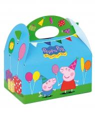 Peppa Wutz™-Geschenkbox Kinder-Überraschung bunt 16x10,5x16cm