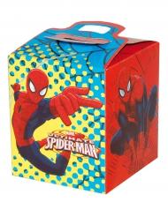 Spiderman™-Geschenkbox rot-blau-gelb
