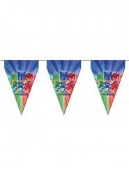 PJ Masks™-Wimpel Girlande Kindergeburtstag bunt 3m
