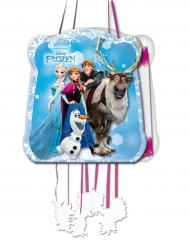 Die Eiskönigin™-Pinata Partyzubehör Kindergeburtstag bunt 28x33cm