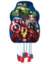 Avengers™-Pinata Party-Artikel Kindergeburtstag bunt 36x46cm