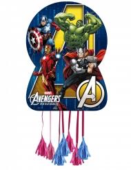 Avengers™-Pinata Party-Zubehör für Kinder bunt 46x65cm