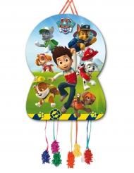 Paw Patrol™-Pinata Partyzubehör für Kinder bunt 46x65cm