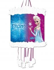 Die Eiskönigin™-Piñata Frozen™ blau-weiss-lila