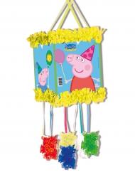Peppa Wutz™-Piñata bunt 20x30cm