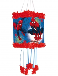 Spiderman™-Pinata Partyzubehör bunt 20x30cm