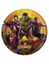 Avengers™-Infinity War Geburtstag 8 Stück bunt 23cm