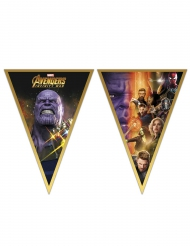 Avengers™-Infinity War Girlande Partydekoration bunt 230x25cm