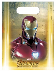Avengers™ Infinity War Geschenktüten 6 Stück bunt 23x16,5cm