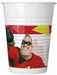 Die Unglaublichen 2™-Trinkbecher 8 Stück bunt 200 ml