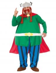 Majestix™-Lizenzkostüm Asterix und Obelix™ für Herren bunt
